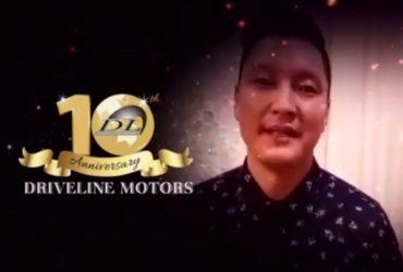 Driveline Motors- 10 жилийн ойн цэнгүүн 2/17-нд болно