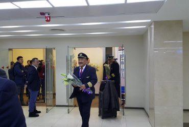 МИАТ компанийн нисгэгчид Чили, Гайти улсад нислэг үйлдээд ирлээ