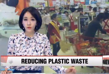 Солонгос улс 10-р сараас эхлээд гялгар уутны хэрэглээгээ зогсооно