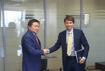 ОХУ-аас Монгол улсад нийлүүлэх хөдөө аж ахуйн техникийн экспортыг Внешэконом банк санхүүжүүлж байна